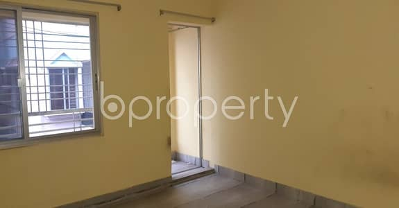 An Attractive Apartment Is Up For Rent Covering An Area Of 900 Sq Ft At Elephant Road