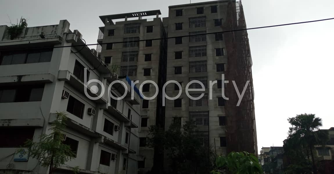 We Have A 1550 Sq. Ft Flat For Sale In South Agrabad