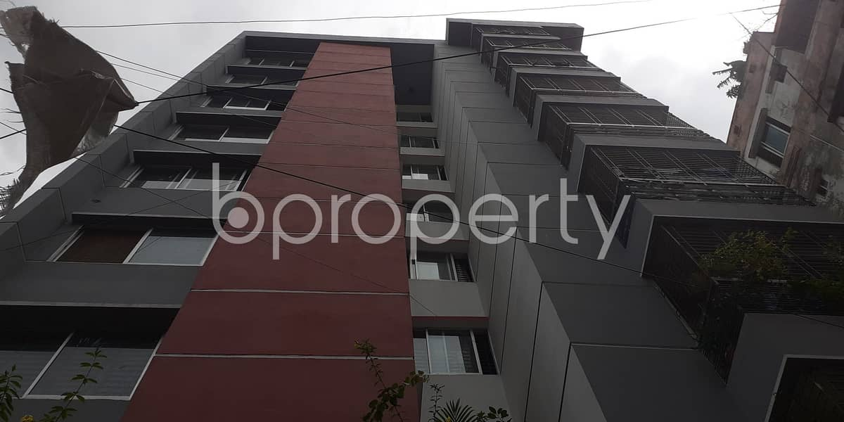 Visit This 1345 Sq Ft Flat For Rent In West Kafrul