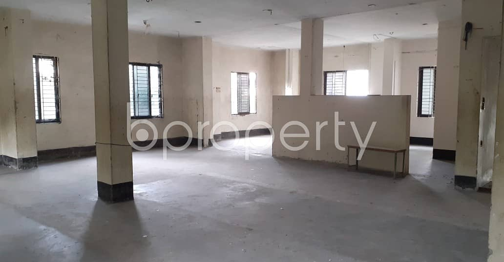 Lucrative Business Space Of 2240 Sq Ft Is Up For Rent In Dakshin Khan