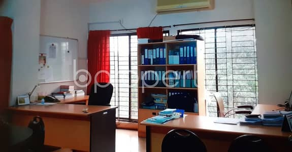 ভাড়ার জন্য এর অফিস - গুলশান, ঢাকা - A Structurally Well Set 2070 Sq Ft Commercial Space For Rent Is Available In Gulshan 2