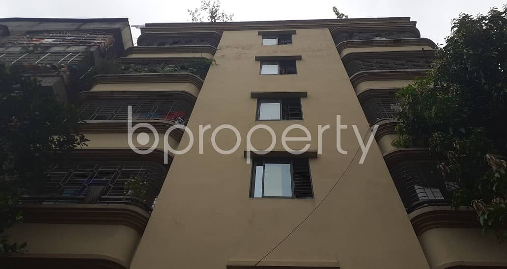 Nice 1200 SQ FT apartment is available to Rent in Banasree