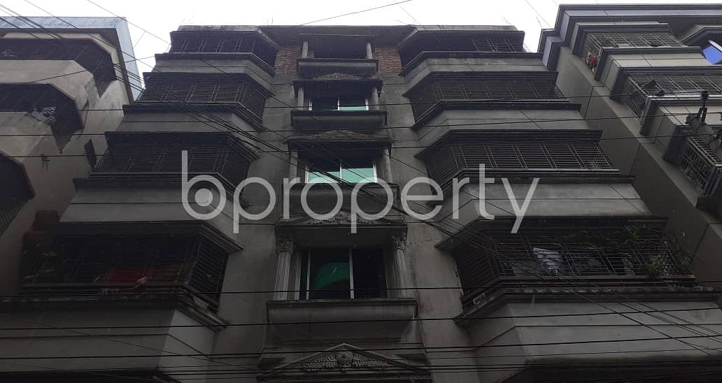 Lovely Living Space Of 3 Bedroom Is Up For Rent In The Location Of Banasree.