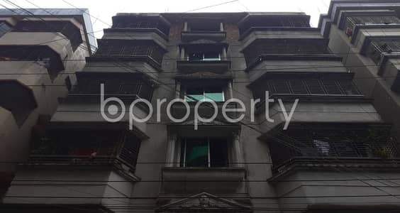 2 Bedroom Apartment for Rent in Banasree, Dhaka - Nice 800 SQ FT apartment is available to Rent in Banasree, Block B
