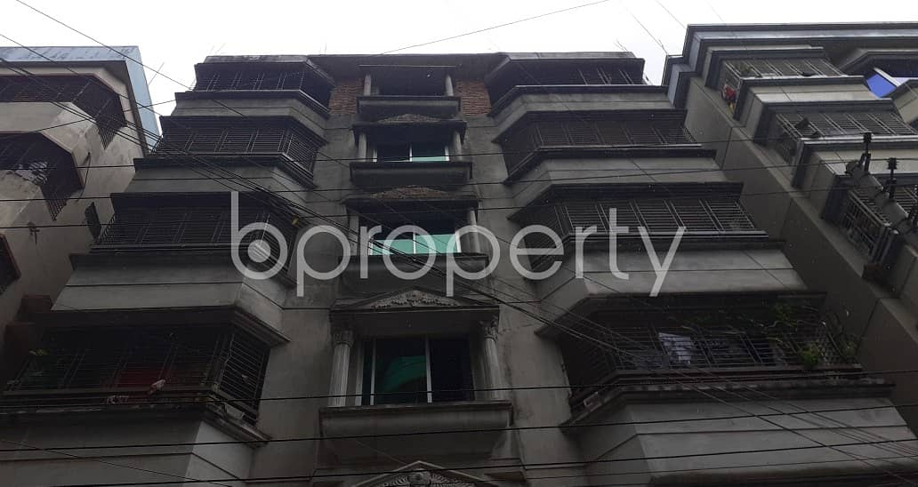 Nice 800 SQ FT apartment is available to Rent in Banasree