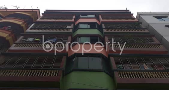 Nice 1100 SQ FT apartment is available to Rent in Banasree, Block B