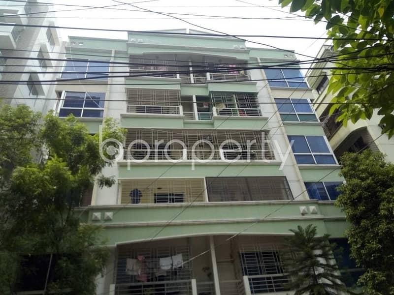 Near Uttara Park 2300 SQ FT flat for rent in Uttara