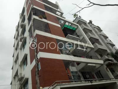 3 Bedroom Flat for Rent in Bashundhara R-A, Dhaka - Offering you beautiful 1450 SQ FT apartment to Rent in Bashundhara R-A