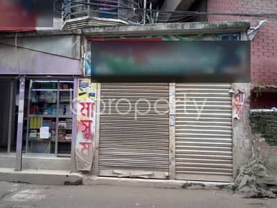 Shop for Rent in Bashabo, Dhaka - 120 Square Feet Shop Is For Rent In Kadamtola School Road