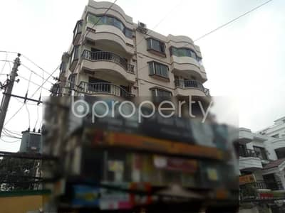1500 Sq. Ft. business space is up for rent in the location of Uttara near to Standard Chartered Bank   ATM Booth
