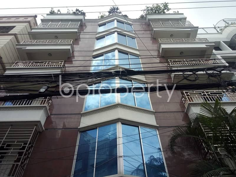 1550 SQ FT Office for Rent in Uttara close to Jame Masjid
