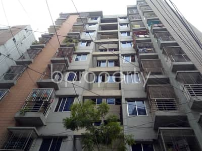 3 Bedroom Apartment for Rent in Dhanmondi, Dhaka - Spaciously Designed And Strongly Structured This 1200 Sq. Ft Apartment Is Now Vacant For Rent In Shukrabad Road