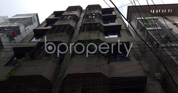 1 Bedroom Flat for Rent in Hatirpool, Dhaka - A Nice Small 1 Bedroom Flat Is For Rent For Service Holder Or Banker Located At Central Road, Hatirpool