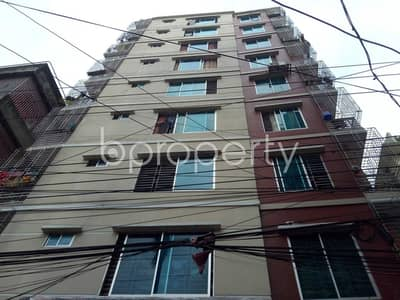 3 Bedroom Flat for Rent in Dhanmondi, Dhaka - Check This 1300 Sq. Ft Apartment Which Is Up To Rent At Shukrabad