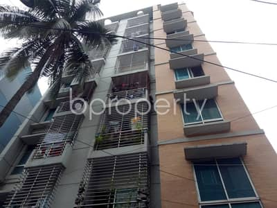 3 Bedroom Apartment for Rent in Dhanmondi, Dhaka - In Shukrabad A 1100 Square Feet Ready Apartment Is Now Vacant For Rent