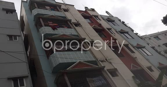 2 Bedroom Flat for Rent in 9 No. North Pahartali Ward, Chattogram - Ready 950 SQ FT flat is now to Rent in North Pahartali Ward