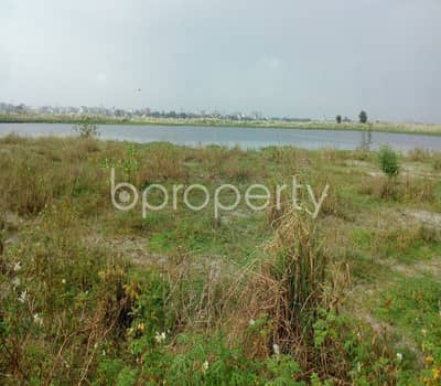 Plot for Sale in Aftab Nagar, Dhaka - 6.2 Katha Plot For Sale In Block H, Aftab Nagar.