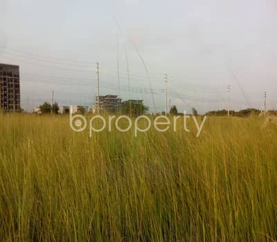 Plot for Sale in Badda, Dhaka - 6 Katha Residential Plot For Sale In Madani Avenue