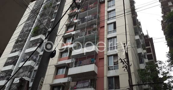 Well Organized Flat Of 1000 Sq Ft Is Vacant For Rent In Jamal Khan