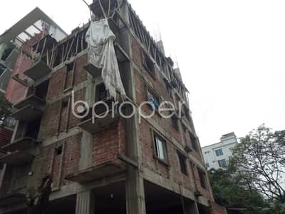 3 Bedroom Apartment for Sale in Bashundhara R-A, Dhaka - We Have A 1550 Sq. Ft Flat For Sale In Bashundhara R-A , Block H .