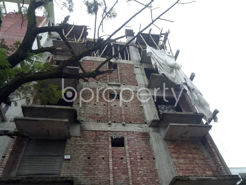 This Flat Of 1550 Sq. Ft Which Is Available Now For Sale At Bashundhara R/a Nearby Atimkhana Madrasa.