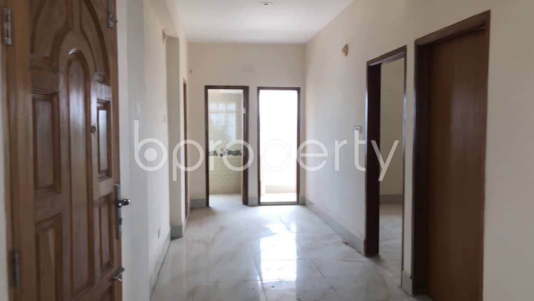 Adequate Flat Is Ready To Sale At Dhanmondi Near Shimanto Square