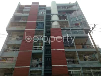 2 Bedroom Flat for Sale in Sadipara, Sylhet - A Fine Flat Is Now For Sale Which Is In Sadipara Near Mouchak Jame Masjid