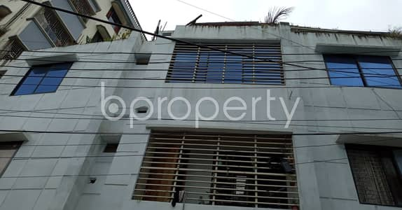 1 Bedroom Flat for Rent in 7 No. West Sholoshohor Ward, Chattogram - A Perfect Flat Of 600 Sq Ft For Living With Family Is Available For Rent At West Sholoshohor