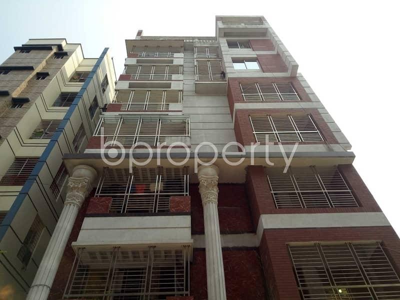 1850 SQ FT flat for rent in Uttara Sector 13 near Mastermind School