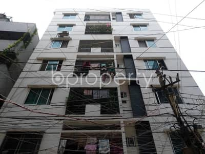 Visit this apartment for rent in Mohammadpur near Dutch-Bangla Bank Limited (DBBL)