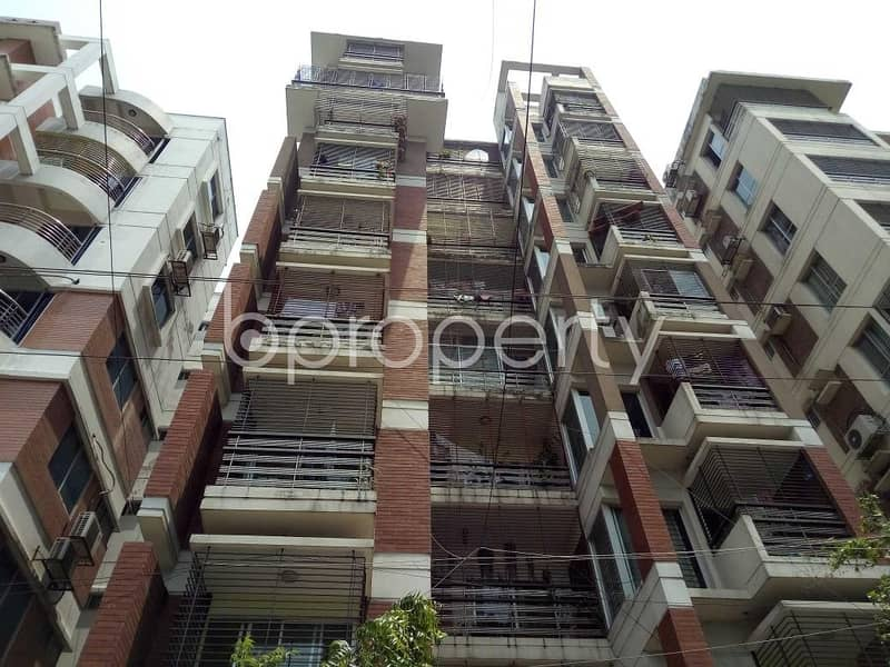 Ready Flat Is Now For Sale In Bashundhara Nearby Bank Asia Limited