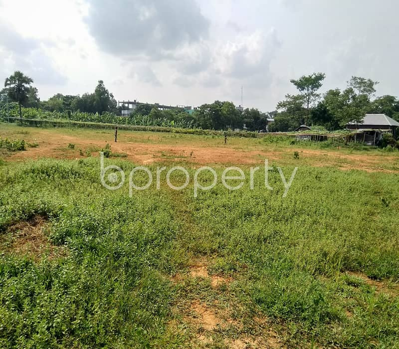 5 Katha Commercial Plot Available For Sale In Purbachal
