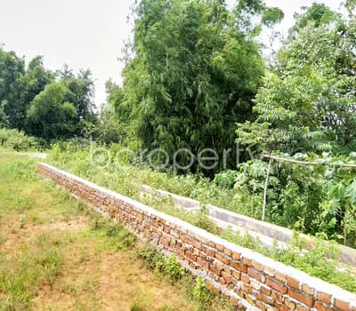 Plot for Sale in Purbachal, Dhaka - In Purbachal A 5 Katha Commercial Plot Is Up For Sale