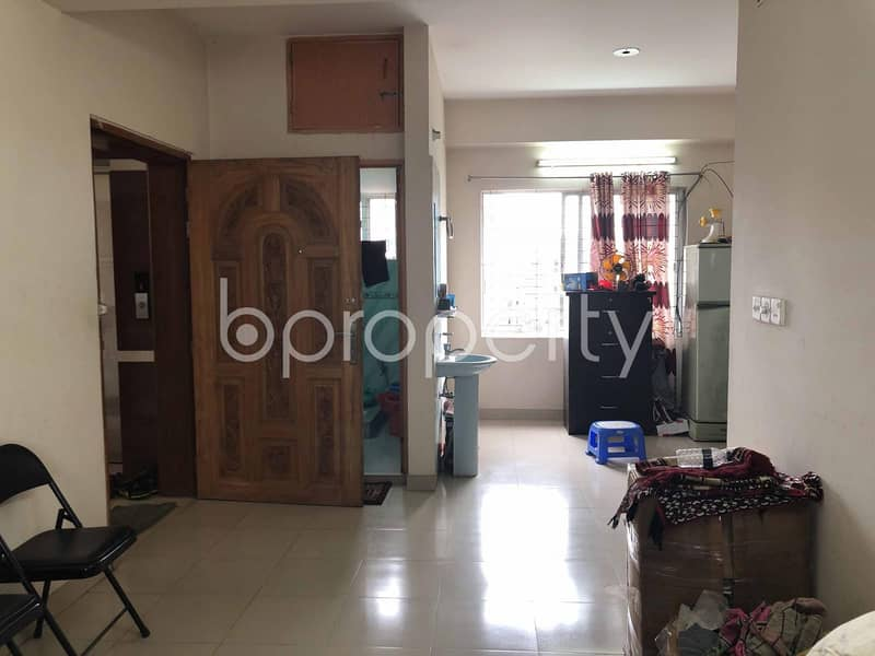 At Kalabagan 1360 Square Feet Flat Is Available To Sale