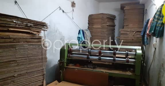 Shop for Sale in Bangshal, Dhaka - A 100 Sq. Ft Shop Is Up For Sale In Nawab Eusuf Road