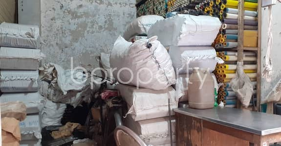 Shop for Sale in Bangshal, Dhaka - Near To Noyabajar Jame Masjid A 130 Sq Ft. Commercial Shop For Sale