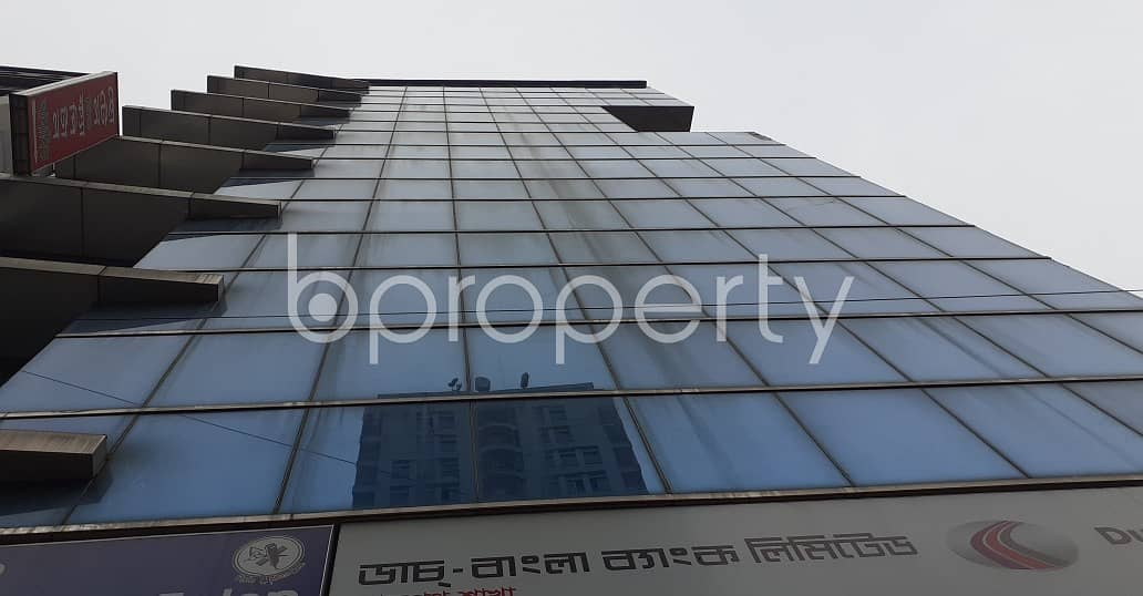 584 Sq Ft Shop Space For Rent In Panthapath Main Road, Kalabagan