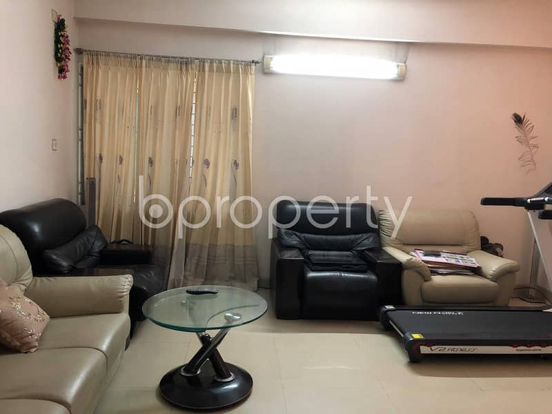 2464 Sq. ft Amazing Apartment Available For Sale In Shiddeswari Road.