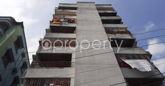 3 Bedroom Flat for Rent in Dakshin Khan, Dhaka - Lovely Residence Of 1270 Sq Ft Is Up For Rent In Ashkona Medical Road, Dakshin Khan