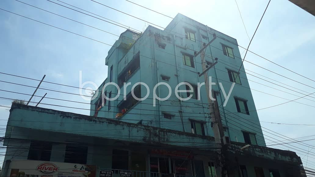 Grab This 100 Sq Ft Commercial Shop Up For Rent In Halishahar