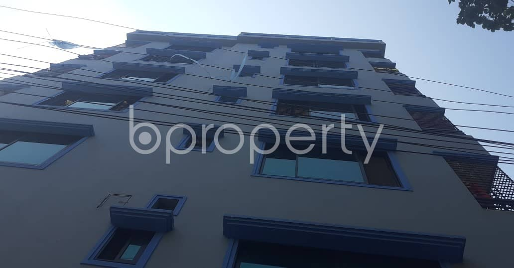 A Beautiful 900 Sq Ft Apartment Is Up For Rent At Gazipur Sadar