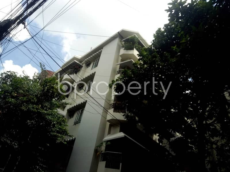 Startling Flat Covering An Area Of 1356 Sq Ft Is Ready For Rent In Sugandha R/a