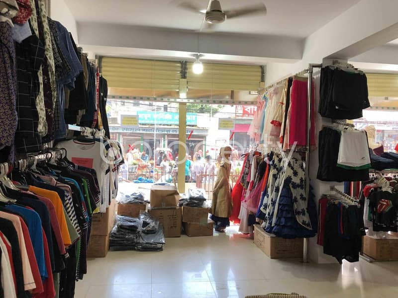 Check This Commercial Space Located In Ashkona Vacant For Sale Near Ashkona Jame Mosjid
