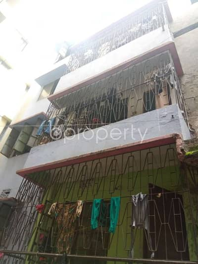 Plot for Sale in Hazaribag, Dhaka - 1.5 Katha land with the building is for sale in Hazaribag