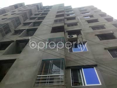 3 Bedroom Apartment for Sale in Badda, Dhaka - Comfortable And Well-constructed 1600 Sq. Ft Flat Is Ready For Sale At Ananda Nagar Road