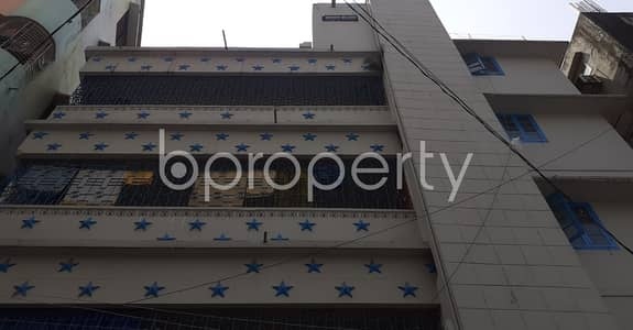 Plot for Sale in New Market, Dhaka - 8.5 Katha Plot with two 5 storied full building is now available for sale in New Market