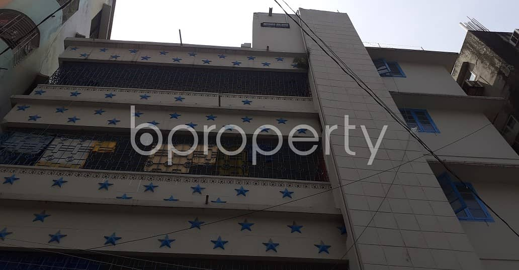 For Rental Purpose1400 Sq Ft Flat Is Now Up To Rent In New Market Close To Eastern Mollika.