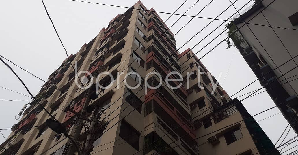 Impressive Flat Is Up For Rent In Elephant Road, Near Medical College Jame Masque.
