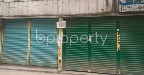 Shop for Rent in Malibagh, Dhaka - A Nice 100 Sq Ft Shop Space For Rent In Malibagh Very Near To Malibagh Super Market