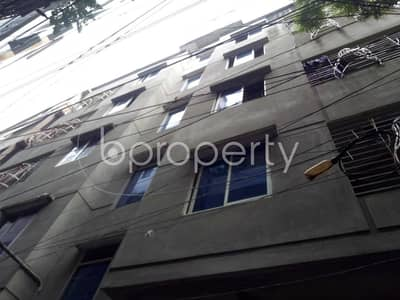 3 Bedroom Apartment for Rent in Dhanmondi, Dhaka - Well Designed 1200 Sq Ft Residential Flat Is There For Rent At Shukrabad, Dhanmondi